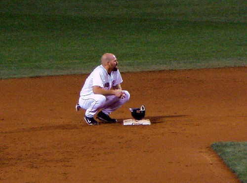 Youk rests