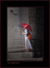 ombrelle rouge... ( P-A) Tags: vatican europe arts beaut sculptures italie vacance tableaux peintures placestpierre merveille michelange visites muses gellati digifoto lieudeculte nikond300 lavidaenfotografia lysdor pierreandrsimard grandsmatres plafondsquidonnentletorticolis rome140808