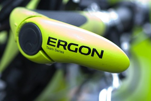 Ergon GR2 Team Issue