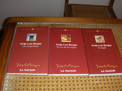 essential Borges