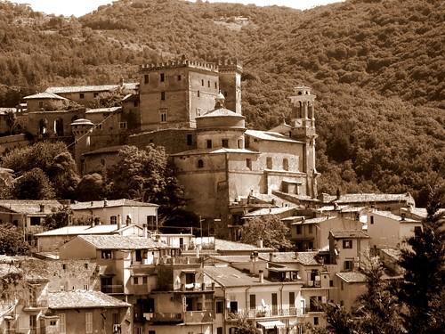 Arsoli - Castello Massimo