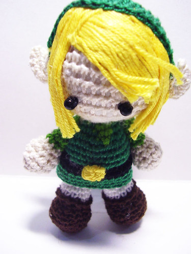Link muñeco
