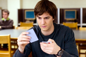 Jim Sturgess as Ben Campbell