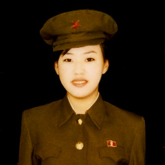 Polaroid Soldier Pyongyang  (Eric Lafforgue) Tags: pictures travel woman girl beauty female canon asian soldier army photo nice women war asia military femme picture korea kimjongil korean cap casquette asie coree fille journalist militaire soldat journalists northkorea armee pyongyang  dprk  coreadelnorte juche kimilsung northkorean nordkorea coreenne lafforgue   ericlafforgue   coredunord coreadelnord  northcorea coreedunord rdpc  insidenorthkorea  rpdc  nordcoreenne  demokratischevolksrepublik coriadonorte northkoreanarmy  armeenordcoreenne kimjongun northkoreaarmyphotos coreiadonorte