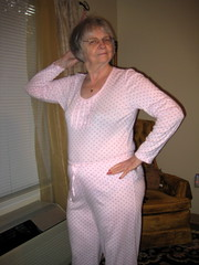 Gmommy's pretty in pink