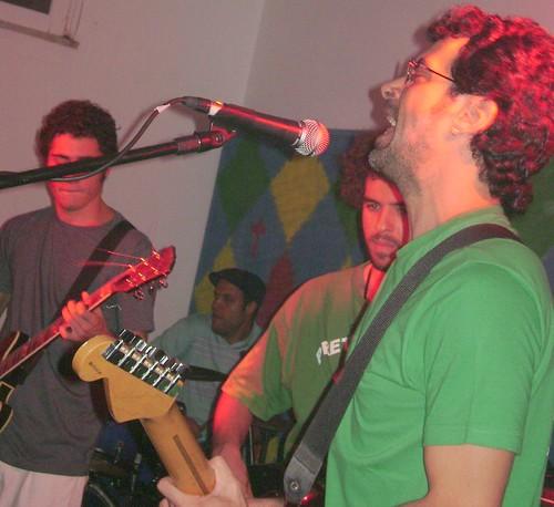 Punk Reggae Parque - 31/08/08