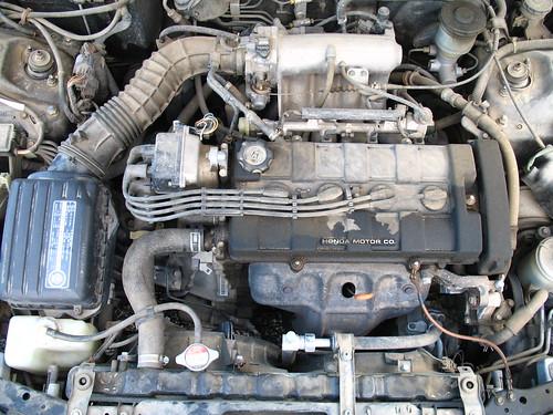car engine motor
