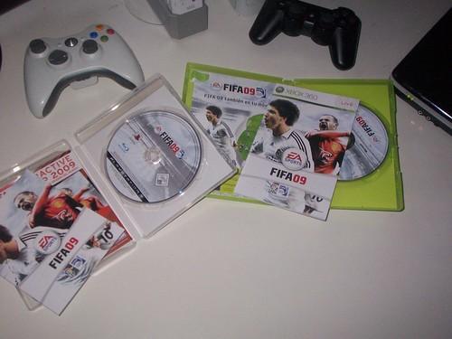 FIFA 09 ya está a la venta