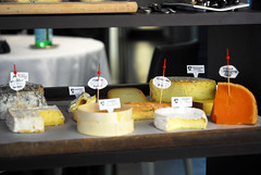 Cheese trolley - DSC_0326 (~Nisa) Tags: food cheese french restaurant singapore asia european ham western saintpierre centralmall 3magazineroad cheesetrolley