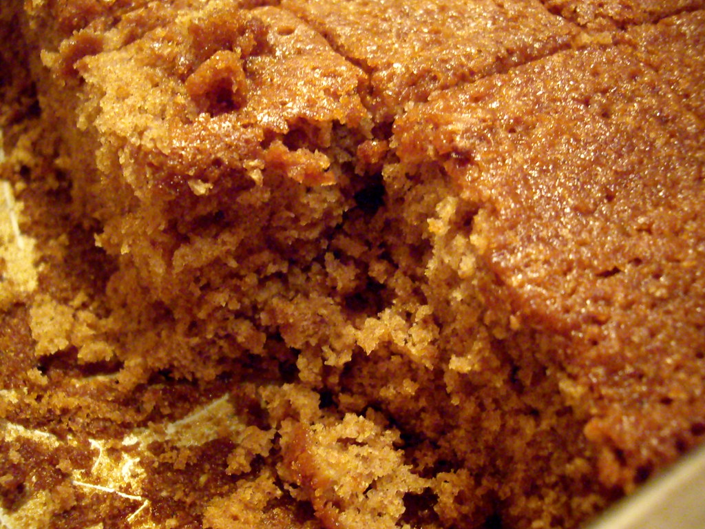Honey cake (Lekach)