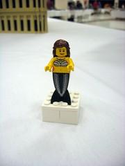 Future LEGO Mermaid