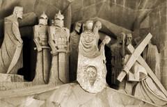 Sagrada Familia Detail II