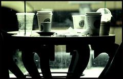 starbucks coffee (t4tO_) Tags: coffee starbucks 2008 barcellona