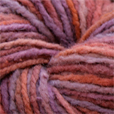 Raw Embers on Marr Haven Lambswool Limited by Toots McGoots