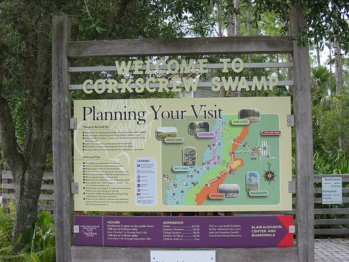 Corkscrew Swamp, Collier County, Florida