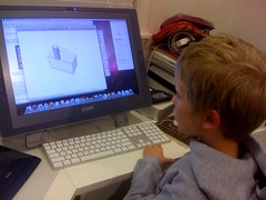 Sketchup, 8 year old style by Eric Rice, on Flickr