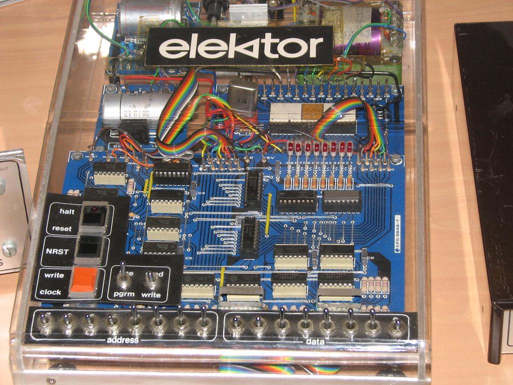 Elektor SC/MP system