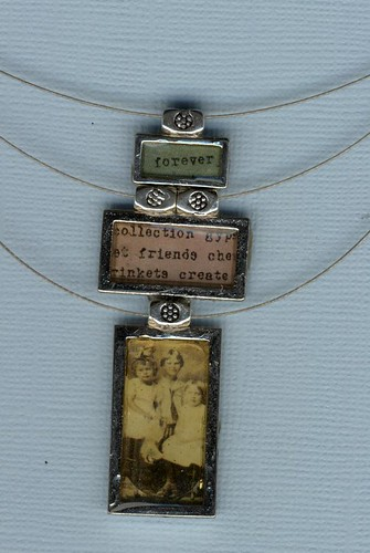 Forever Friends Necklace 2  UTEE