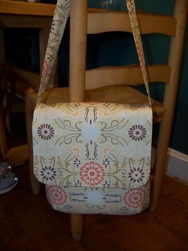 CD's purse 1