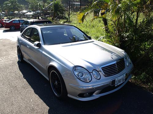 M. Benz E55 AMG