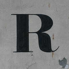 letter R (Leo Reynolds) Tags: canon eos iso400 f10 r letter rrr oneletter 30d 38mm 0ev 0004sec hpexif grouponeletter letterblack xsquarex xleol30x xratio1x1x xxx2008xxx