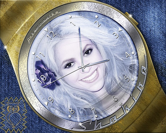 Shakira Watch - 02 - by Arts'moonika (ON un peu)