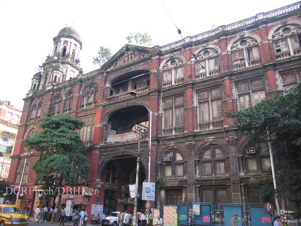 Standard Life Assurance Building - Calcutta - 1896