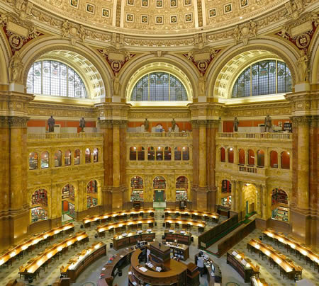 Library of Congress, Washington, DC, US