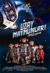 Uzay Maymunları / Space Chimps (2009)