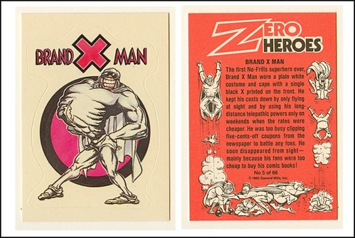 Brand X Man