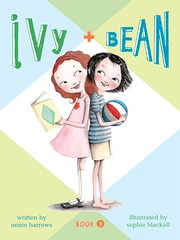 """Ivy & Bean"" by Annie Barrows"