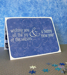 Warm Winter Wishes cards - Interior (prospurring (Anne)) Tags: blue winter white warm ranger purple wishes ribbon coloredpencils prismacolor heroarts oms bobunny creativememories eksuccess warmwishes versamark cornerrounder doubledot hotoffthepress heatembossing gamsol warmwinterwishes archivalink tsukineko cutterbee embossingpowders odorlessmineralspirits waterproofinks watermarkinks 3ddots cl240 cl243 cl117 snowflakebackgrounds wintermessages paperpizazz
