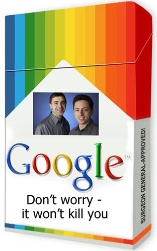 How About Some Google Cigarettes?