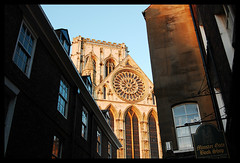 york (redrose100) Tags: york city church architecture buildings cathedral minster nikond40