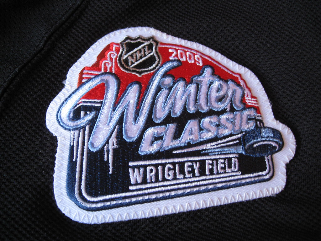dc8c26e36 Both teams will wear the Winter Classic jersey patch.