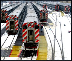 Chicago Train Yard in Winter - thanks for 1,900+ views (suephi_yippie! I have a camera again!!!) Tags: people snow yard train work image photos picture pic blueribbonwinner flickrsbest abigfave aplusphoto concordians flickrestrellas quarzoespecial susanphillips suephi susandphillips
