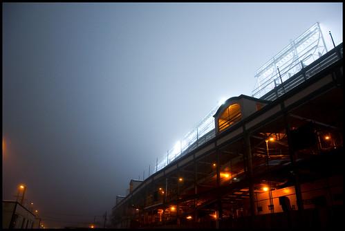 Wrigley Field, Fog #2