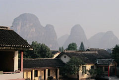 Morning in Yangshuo - Guangxi, 1985 (Gedawei ) Tags: 1985  guangxi 80   yanghsuo