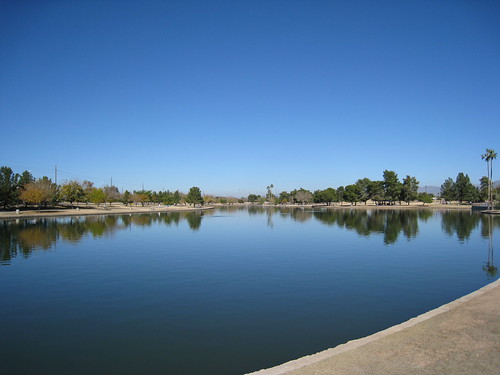 Arizona Urban Lakes - Chaparral