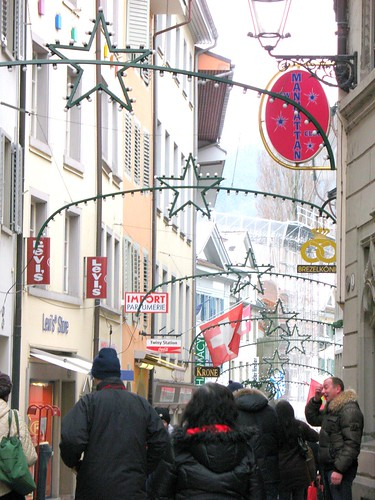 Lucerne Old towne