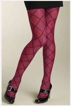 Nordstrom 'Heather Hip' Diamond Tights - - Nordstrom :  pink tights diamond