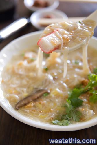 Restoran Teow Chew Meng - Aman Suria/Sunway Mas - Mee Sua Tow