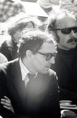 Jean-Luc Godard at Berkeley, 1968