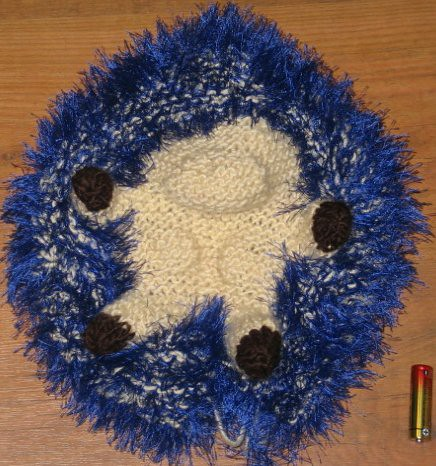 Prefelted