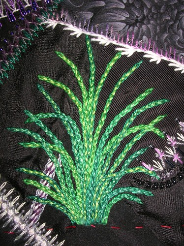 Embellishments - Block 4 Grass