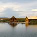 PE07 0107 Uros Islands, Lake Titicaca
