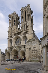 Laon Ville mdivale Aisne picardie France ( photopade.) Tags: france choir cathedral year catedral cathdrale lan restored data 1200 times date tp per ao current 1000 ville actual picardie coro laon choeur veces aisne actuel 1160 restaurado carolingia carolingienne restaur mdivale