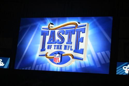 Taste of the NFL - 2009