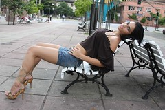 Model: Esther Oliveira (miamiphotographerone) Tags: belohorizonte canon40d héctorfalcónrodríguez