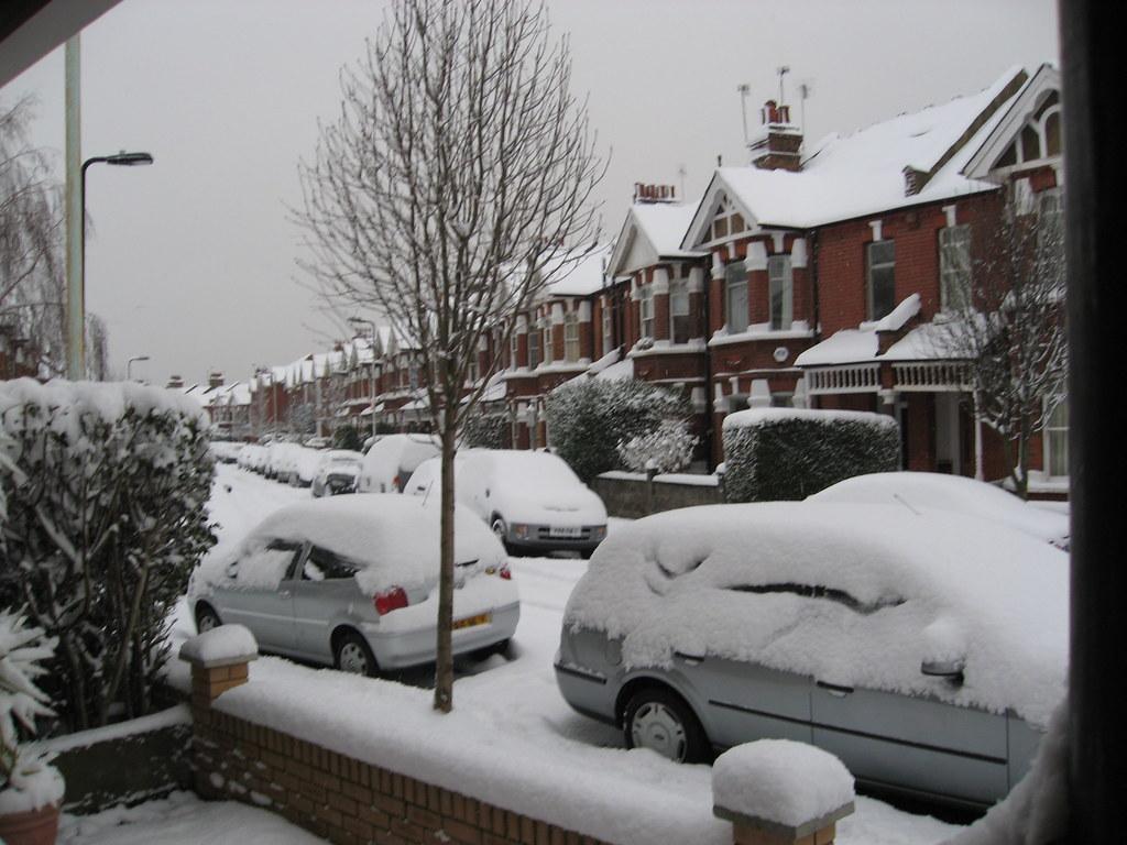 Snowy London 007